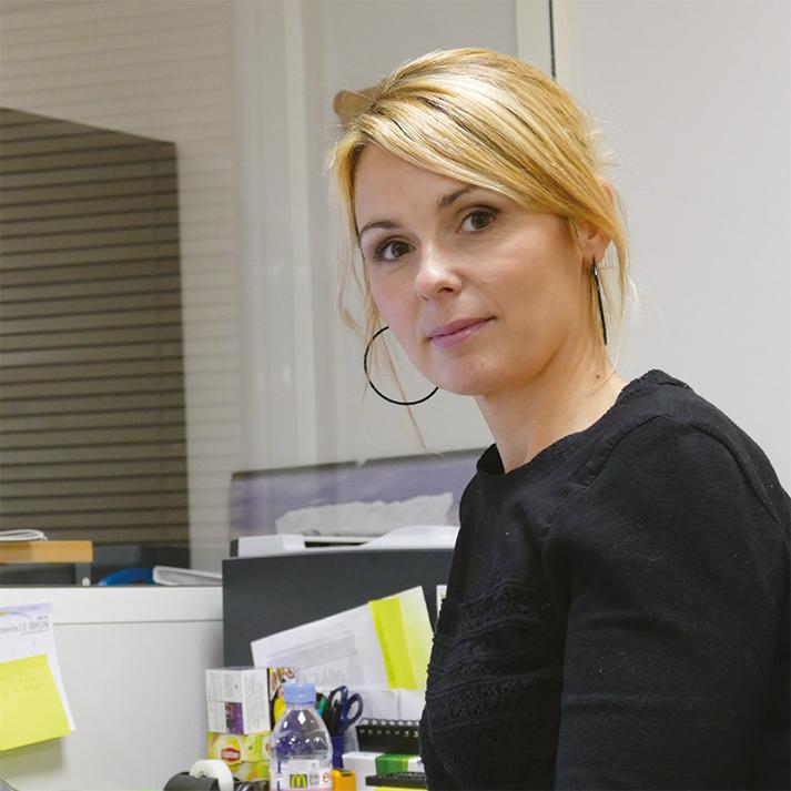 Angélina PAVESI Assistante commerciale PRN