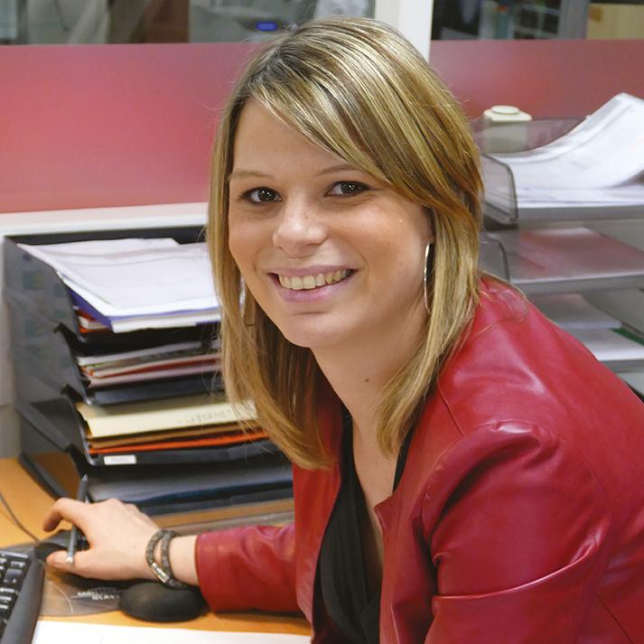 Alexandra Fournier Assitante commerciale PRN