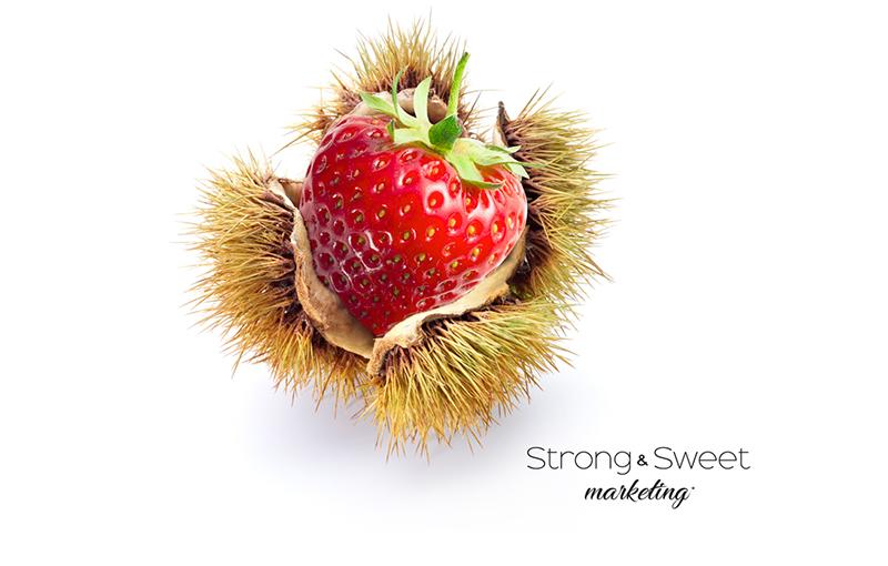 Strong & Sweet*, ça vous fait penser à quoi ?